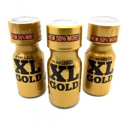 XL Gold x 3